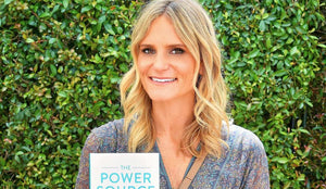 The Power Source's Lauren Roxburgh Chats with Lively