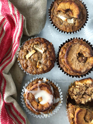 You'll Fall Hard for These Spiced Apple Cider Muffins