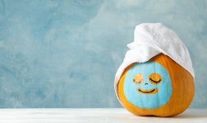 This DIY Pumpkin Face Mask Is a Fall Favorite