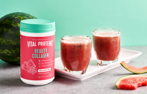 watermelon mint beauty collagen