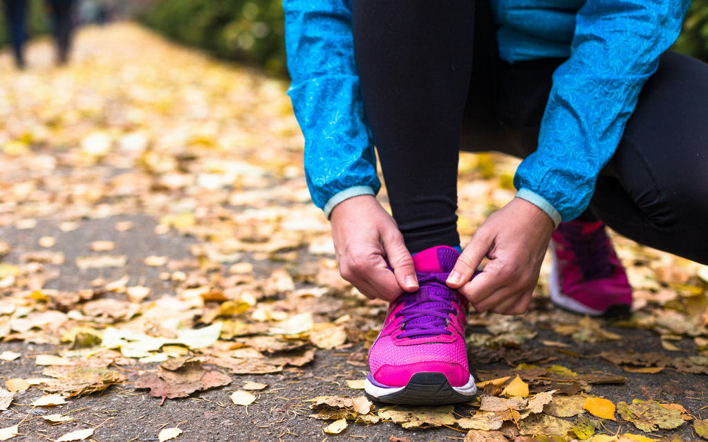 A Fall Workout Routine You Can Do at the Pumpkin Patch