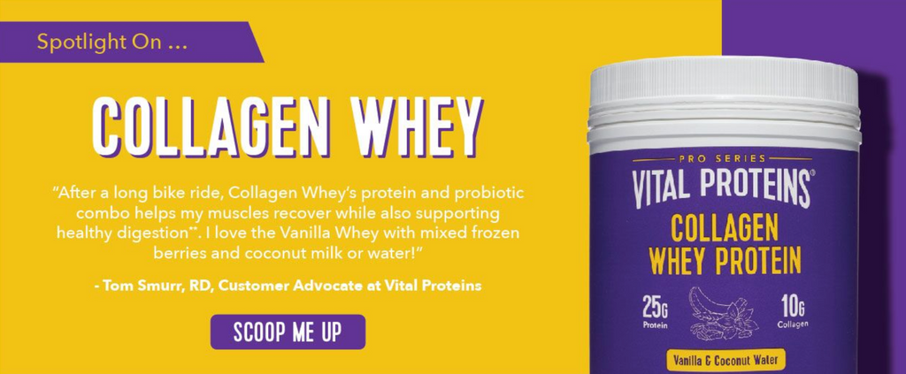Vital Proteins Whey Protein
