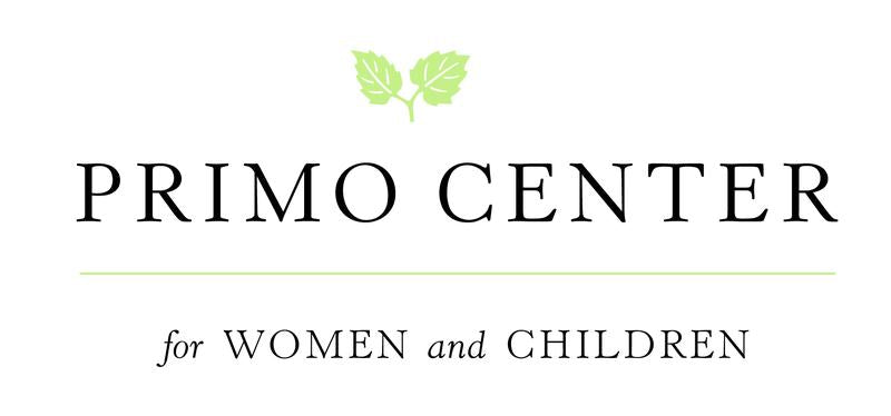 Logo for Primo Center for Women and Children