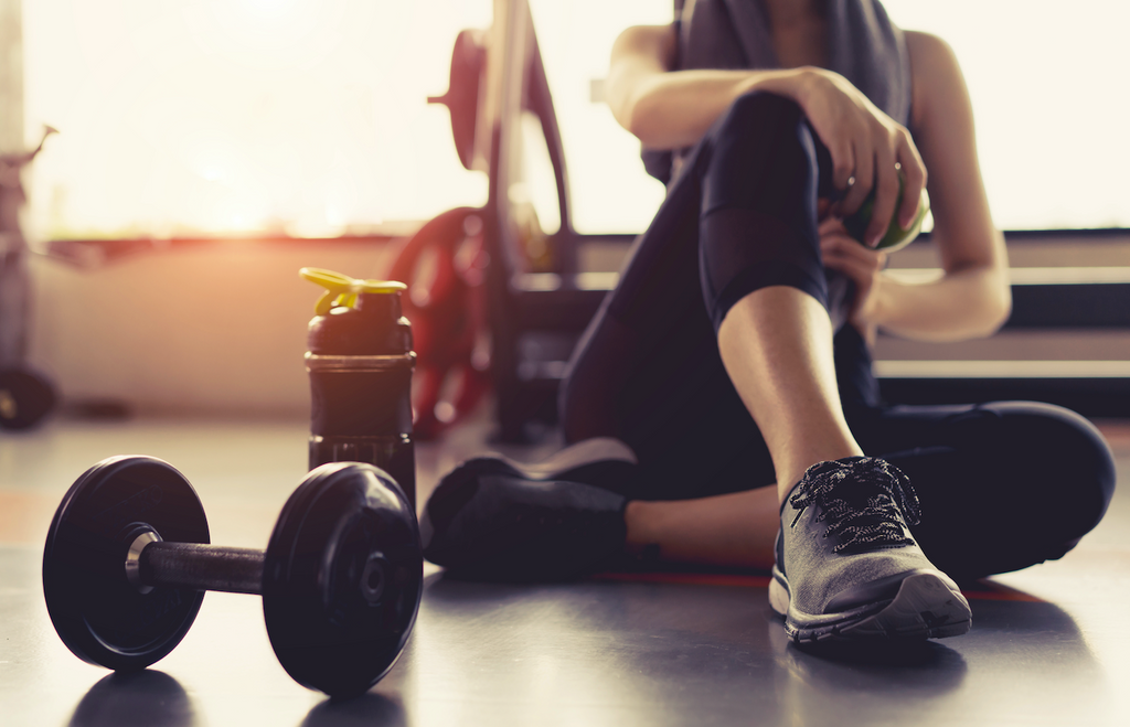 how to tell if you're working out too hard
