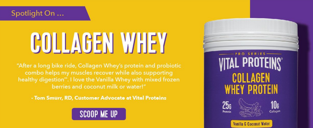 collagen whey reviews