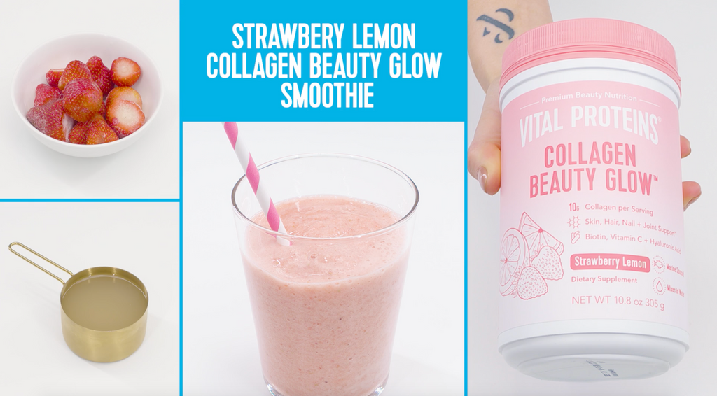 collagen smoothie recipe