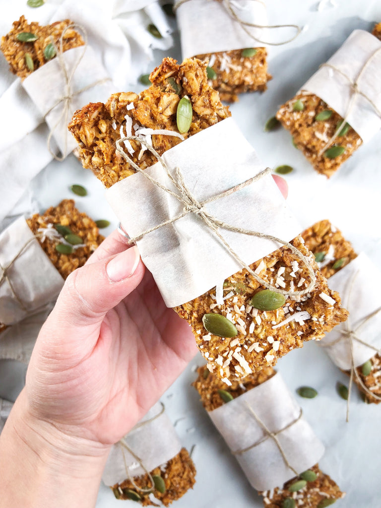 sweet potato bars