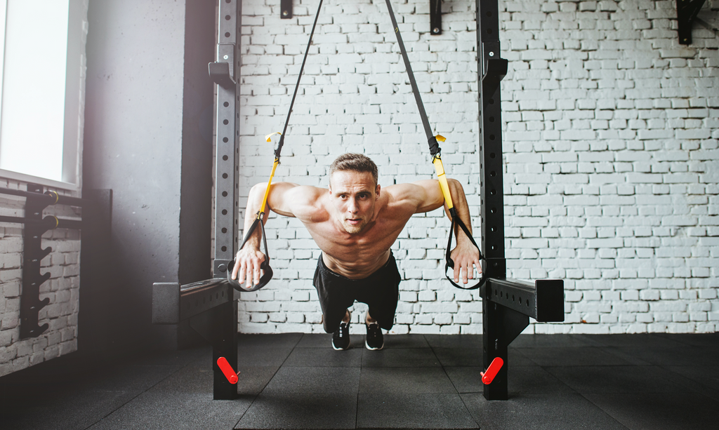 Add This Tough TRX Workout Plan To Your Fitness Routine - Vital Proteins