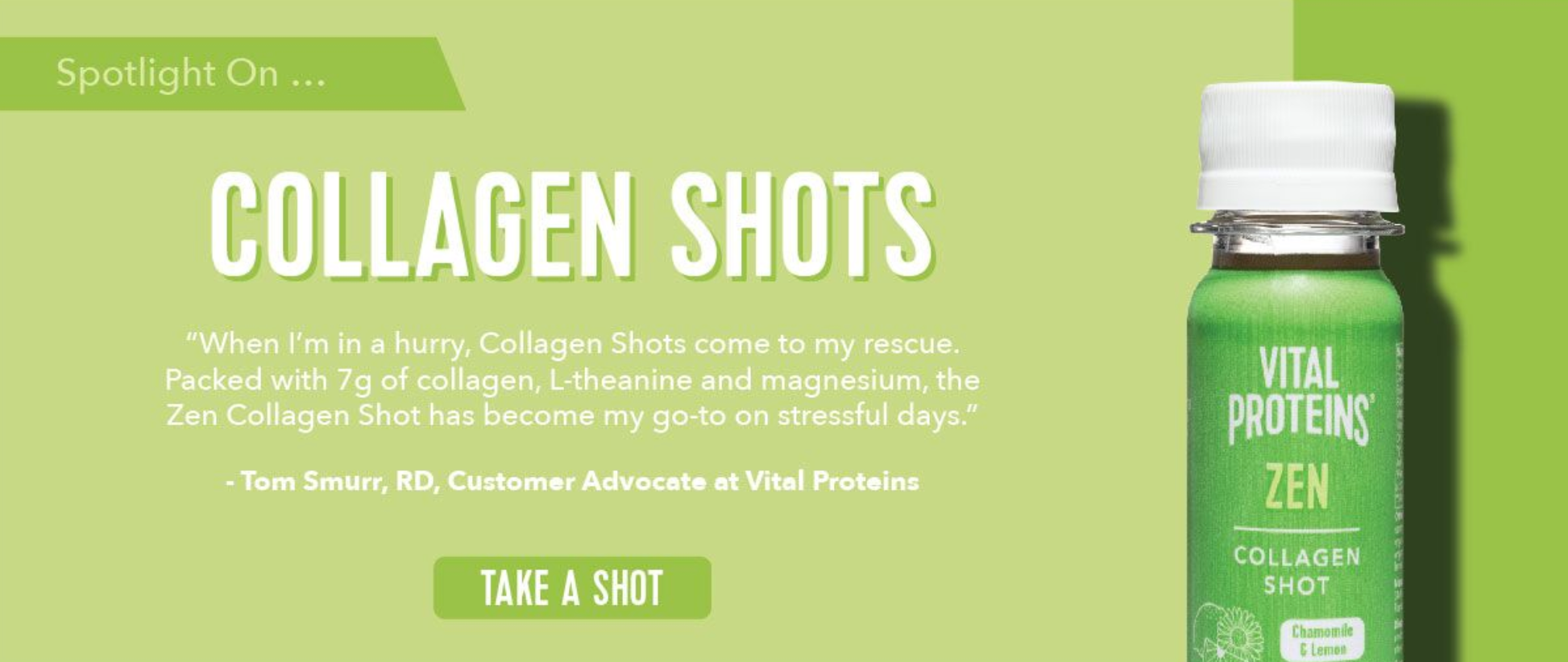 zen collagen shot