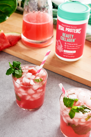 Beauty Collagen - Watermelon Mint - Vital Proteins