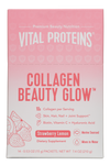 Beauty Glow Collagen Powder: Hair, Skin and Nails Vitamins -Strawberry Lemon - Vital Proteins |GLOSL14SPBU|