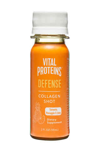 Collagen Shot - Defense (12 ct) - Vital Proteins