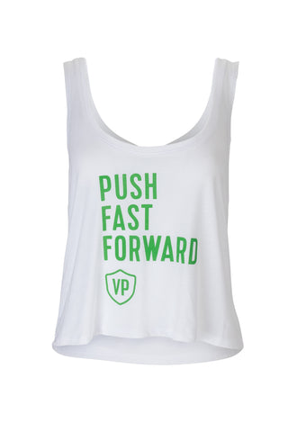 Push Fast Forward Tank - Vital Proteins |Lifestyle|