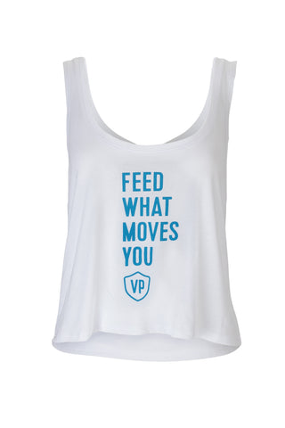 Feed What Moves You Tank - Vital Proteins |Lifestyle|