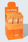 Vital Proteins Vitality Immune Booster Vitamins Stick Packs