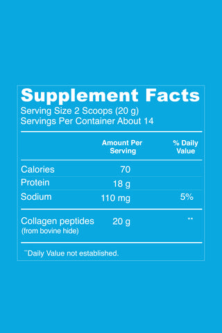 Collagen Peptides - Unflavored - Vital Proteins |CP10W| |CP10R|