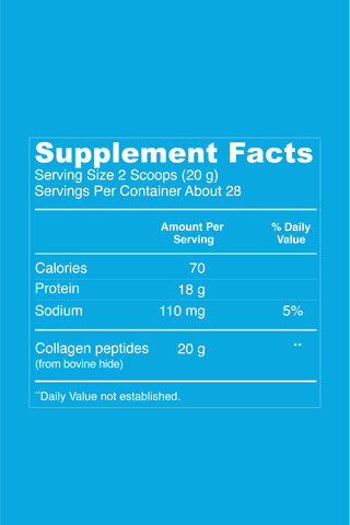 Collagen Peptides - Unflavored - Vital Proteins |CP20W| |CP20R|