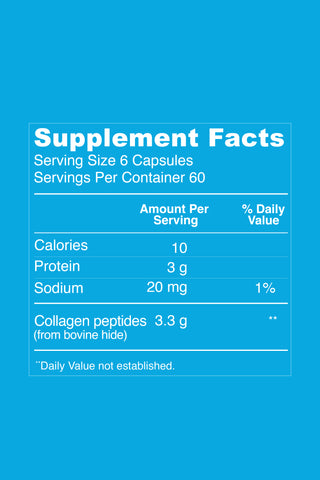 Collagen Peptides - Unflavored - Vital Proteins |CP360W|