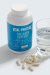 Vital Proteins grass fed collagen peptides, collagen powder