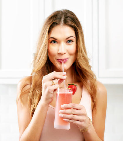 Beauty Collagen™ - Strawberry Lemon - Vital Proteins |Lifestyle|