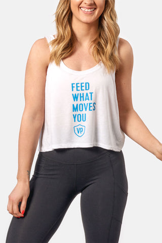 Feed What Moves You Tank - Vital Proteins