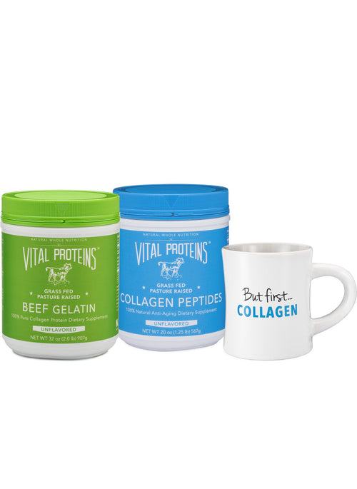 Collagen & Gelatin Starter Pack - Vital Proteins