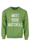 Meet Your Match(a) Sweatshirt - Vital Proteins