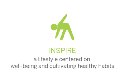 Inspire a lifestyle centered on well-being and cultivating healthy habits.