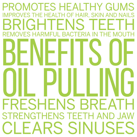 about oil pulling