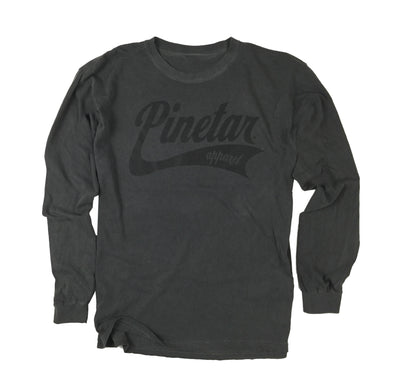 Pinetar Script - Long Sleeve