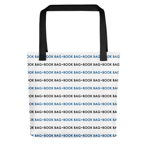 Book Bag Pattern Tote