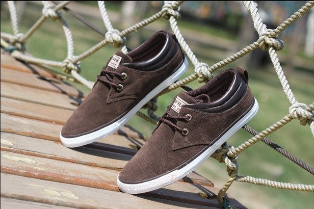 New Men Daily Casual Suede Spring & Autumn Shoe