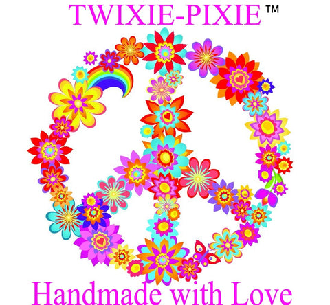 TWIXIE-PIXIE HANDMADE WITH LOVE