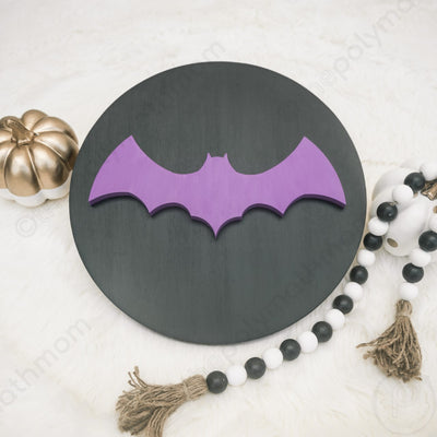 Halloween Wood Home Decor