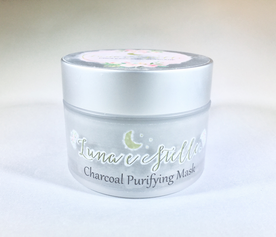 Charcoal Purifying Mask - OILY, ACNE PRONE & COMBINATION SKIN