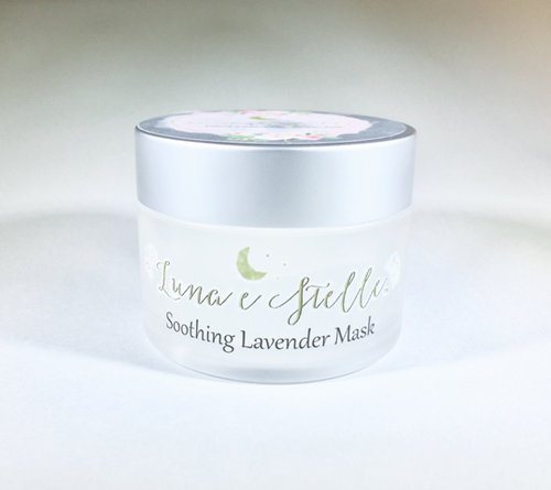 Soothing Lavender Mask – ALL SKIN TYPES
