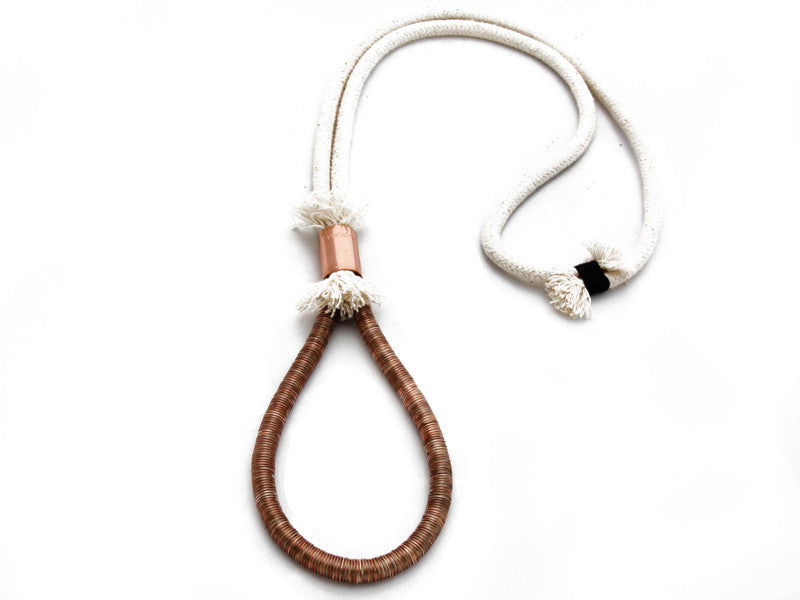 Bopha - Fulani Necklace