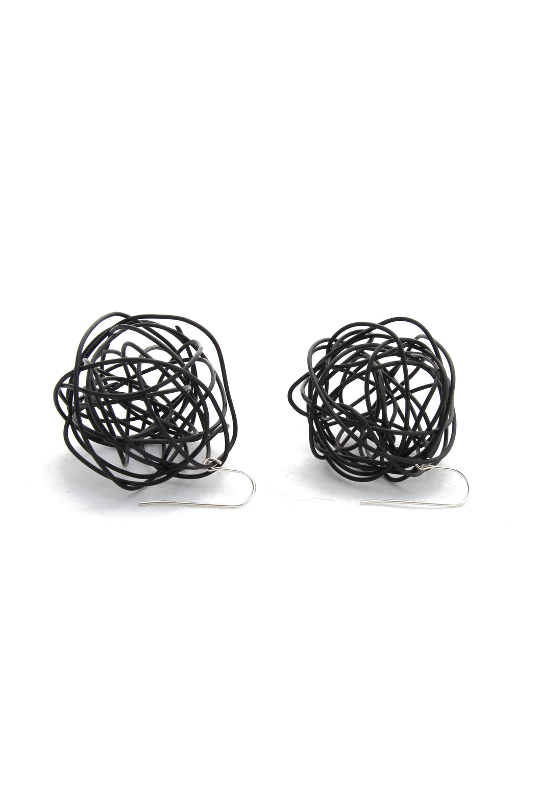 Large Nest Earrings
