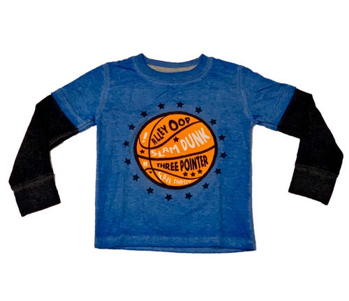 Mish Mish Baby Slam Dunk 2 in 1