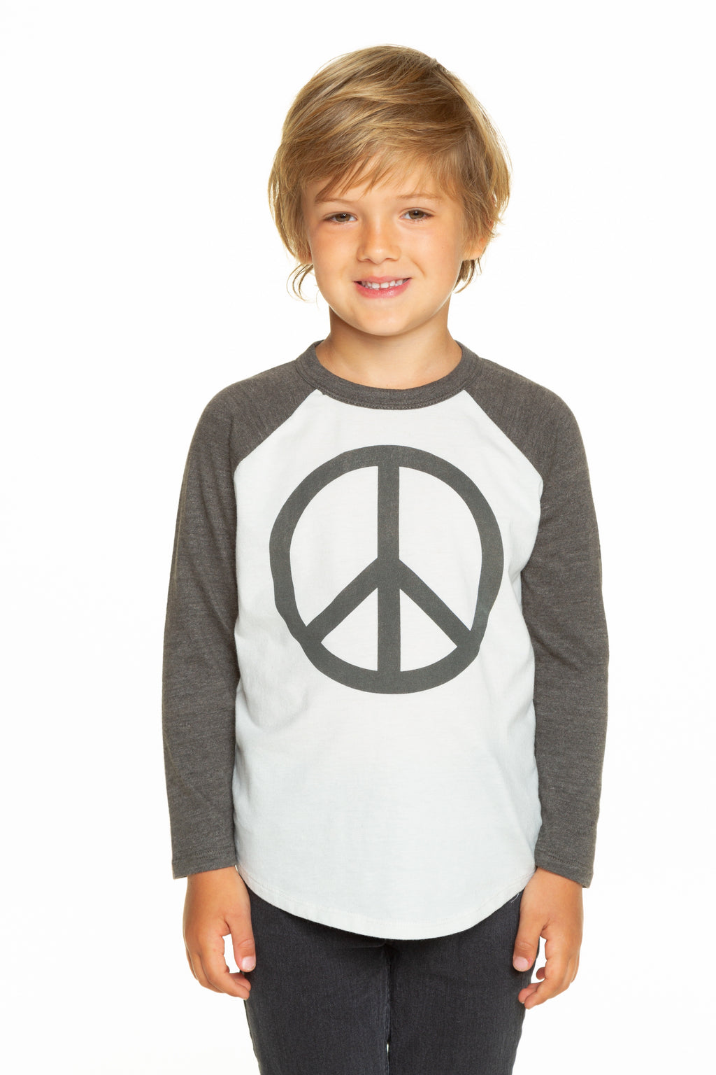 Chaser Boys Peace Blocked Jersey