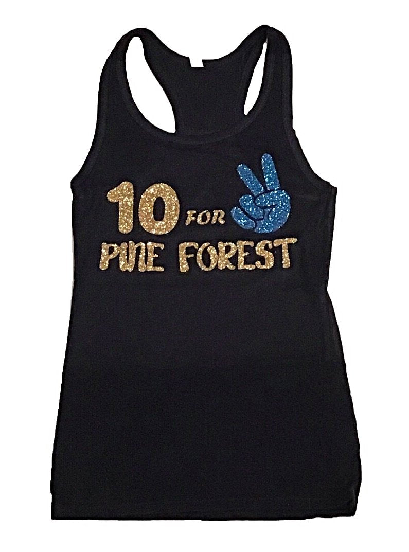 Custom 10 for 2 Camp Tank