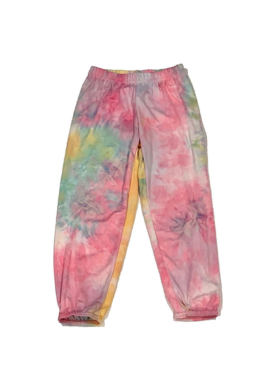 Dori Creations Pastel Tie Dye Sweatpants