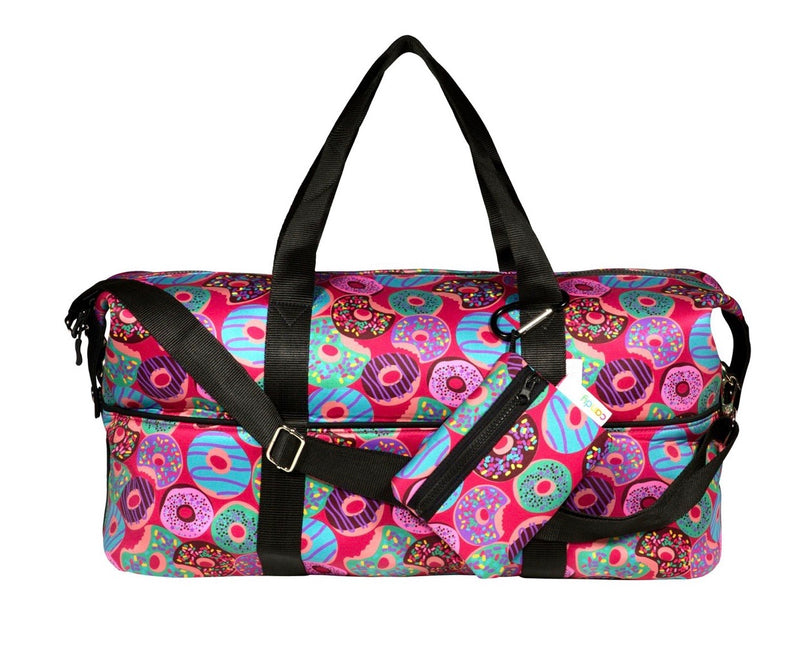 DONUT DUFFLE BAG