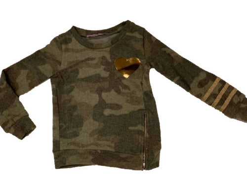 Play Six Camo Top