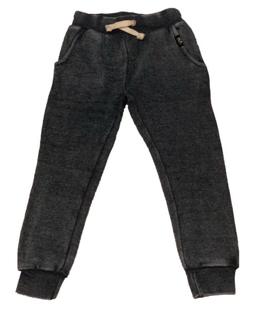 Vintage Havana Boys Navy Cuff Bottom Sweatpants