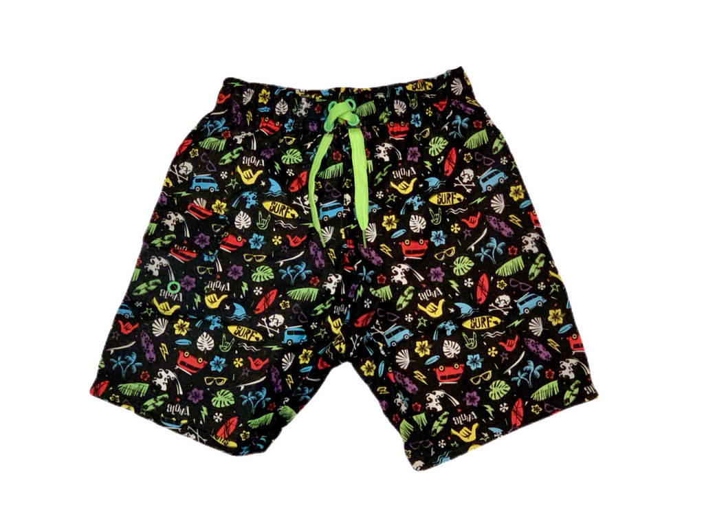 Mish Mish Beach Party Board Shorts