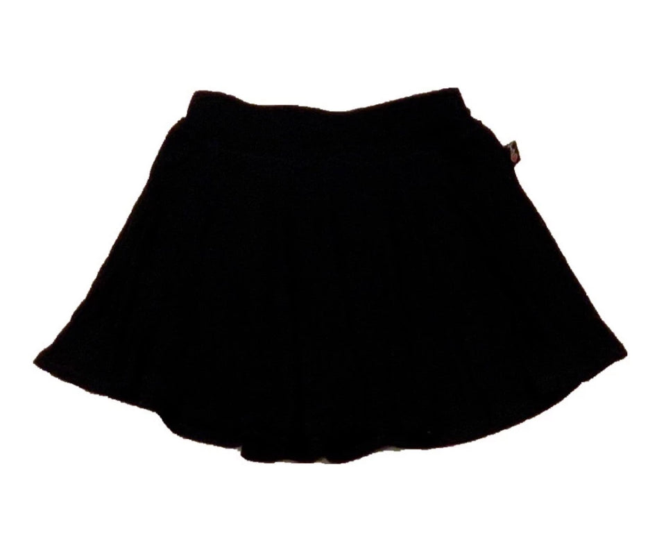 T2LOVE Black Circle Skirt