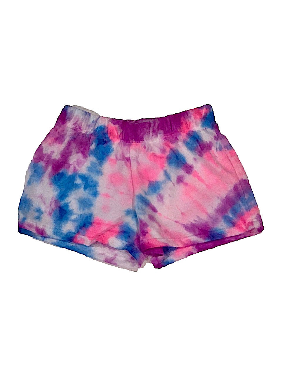 Firehouse Neon Tie Dye Shorts