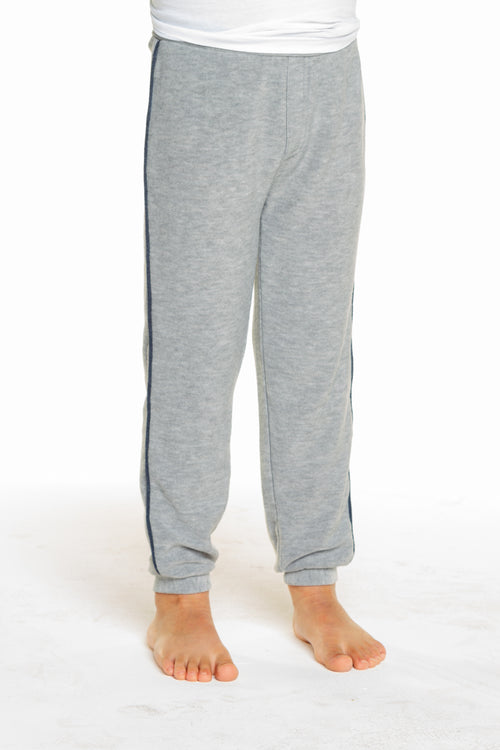 Chaser Boys Contrast Piping Lounge Pant