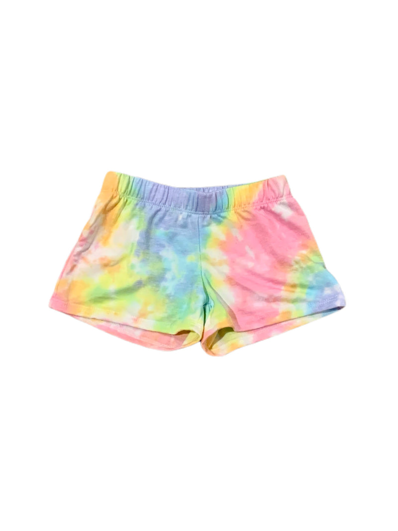 Firehouse Selena Tie Dye Gym Shorts